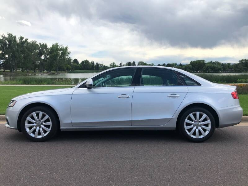 2009 Audi A4 AWD 2.0T quattro Premium Plus 4dr Sedan 6A - Denver CO