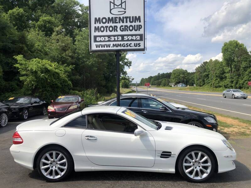 2007 Mercedes-Benz SL-Class for sale at Momentum Motor Group in Lancaster SC