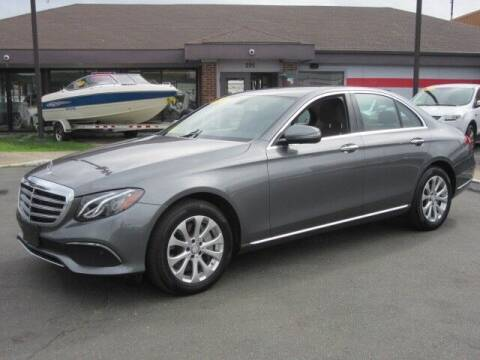 2017 Mercedes-Benz E-Class for sale at Lynnway Auto Sales Inc in Lynn MA
