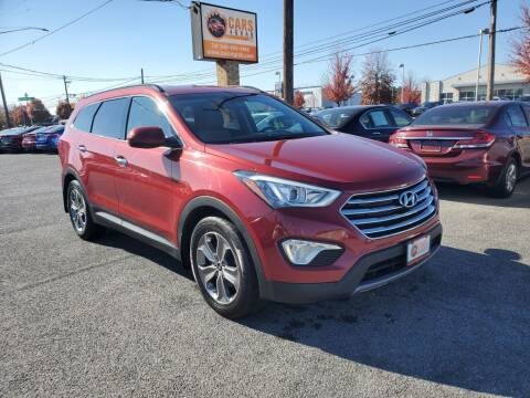 2013 Hyundai Santa Fe for sale at Cars 4 Grab in Winchester VA