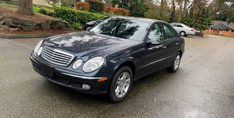 2003 Mercedes-Benz E-Class for sale at Seattle Motorsports in Shoreline WA