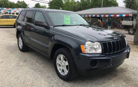 2007 Jeep Grand Cherokee for sale at Antique Motors in Plymouth IN
