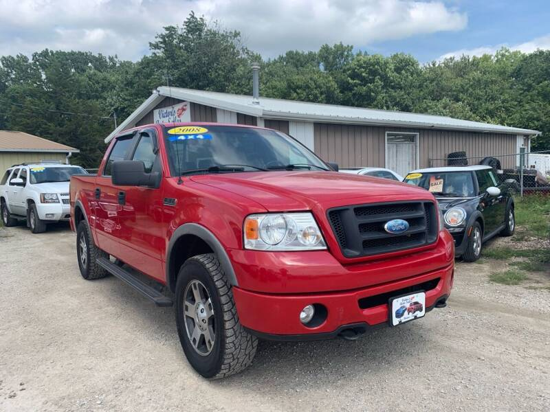 2008 Ford F-150 for sale at Victor's Auto Sales Inc. in Indianola IA