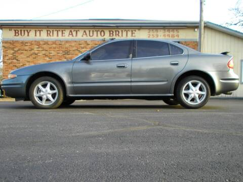 2004 Oldsmobile Alero for sale at Auto Brite Auto Sales in Perry OH