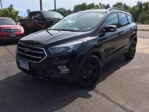 2017 Ford Escape for sale at Premier Motors LLC in Crystal MN