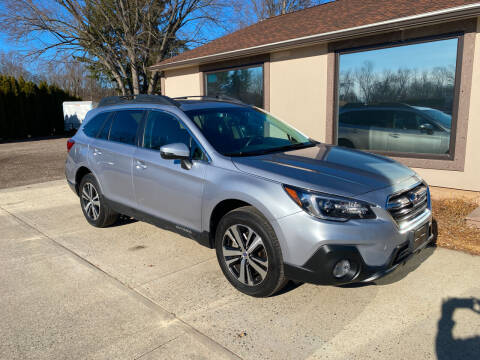 2019 Subaru Outback for sale at VITALIYS AUTO SALES in Chicopee MA