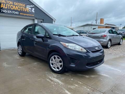 2012 Ford Fiesta for sale at Dalton George Automotive in Marietta OH