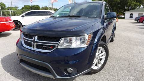 2013 Dodge Journey for sale at Das Autohaus Quality Used Cars in Clearwater FL