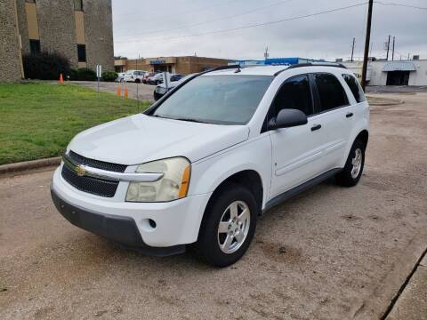 2006 Chevrolet Equinox for sale at DFW Autohaus in Dallas TX