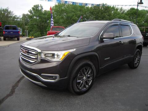 2017 GMC Acadia for sale at 1-2-3 AUTO SALES, LLC in Branchville NJ