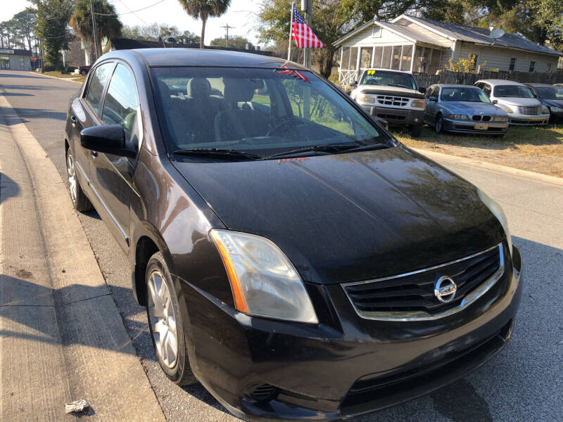 2012 Nissan Sentra for sale at Castagna Auto Sales LLC in Saint Augustine FL
