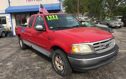 2001 Ford F-150 for sale at Klein on Vine in Cincinnati OH