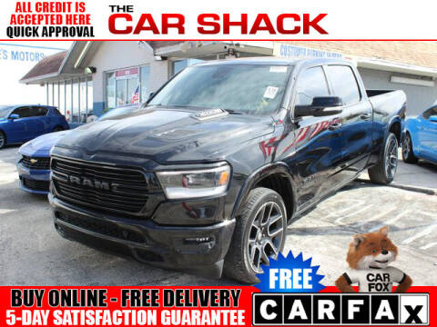 2019 RAM Ram Pickup 1500 for sale at The Car Shack in Hialeah FL