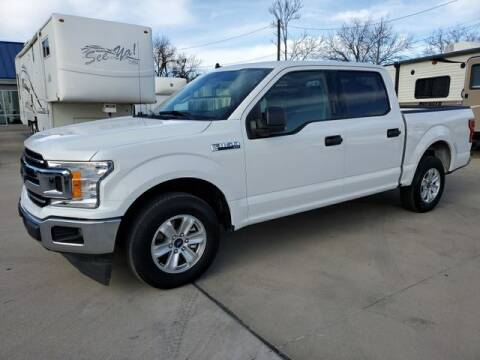 2019 Ford F-150 for sale at Kell Auto Sales, Inc - Grace Street in Wichita Falls TX