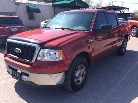 2007 Ford F-150 for sale at OASIS PARK & SELL in Spring TX
