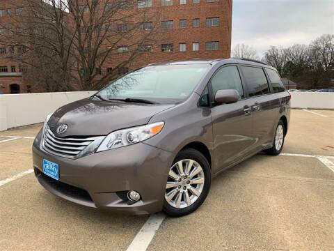 2012 Toyota Sienna for sale at Crown Auto Group in Falls Church VA