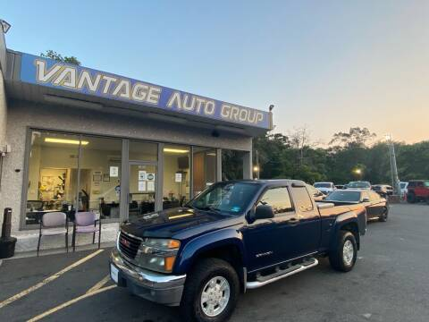 2004 GMC Canyon for sale at Vantage Auto Group in Brick NJ