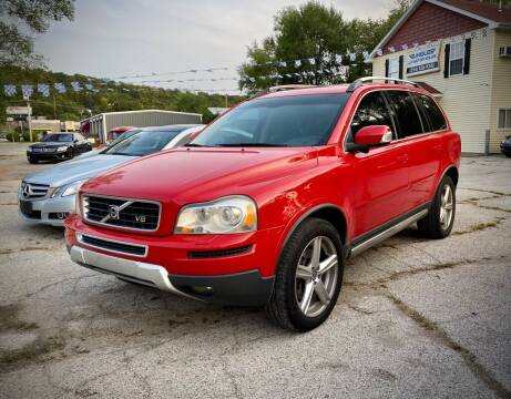 2007 Volvo XC90 for sale at Unique LA Motor Sales LLC in Byrnes Mill MO