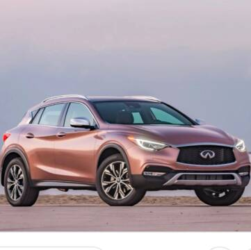 2018 Infiniti QX30 for sale at Primary Motors Inc in Commack NY