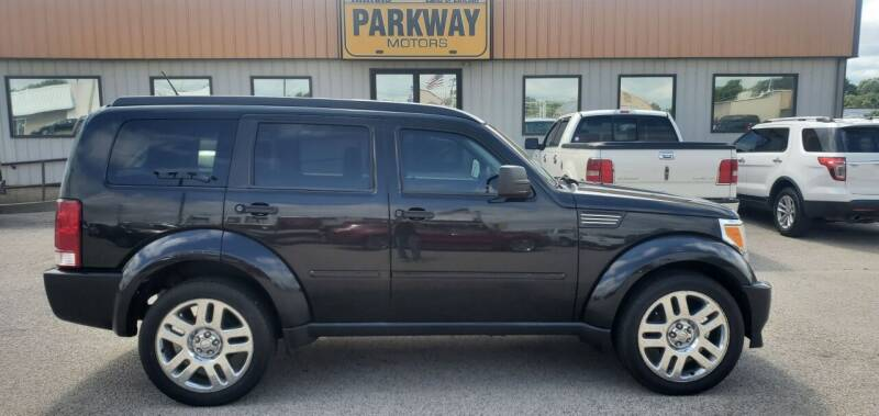 2009 Dodge Nitro for sale at Parkway Motors in Springfield IL