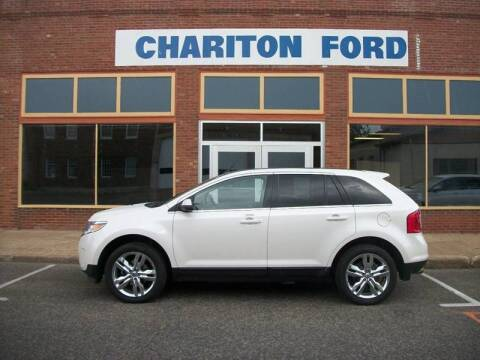 2013 Ford Edge for sale at Chariton Ford in Chariton IA