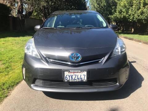 2012 Toyota Prius v for sale at Car Lanes LA in Valley Village CA
