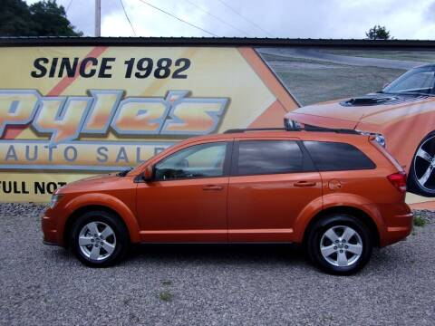 2011 Dodge Journey for sale at Pyles Auto Sales in Kittanning PA
