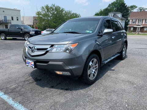 2008 Acura MDX for sale at 1NCE DRIVEN in Easton PA