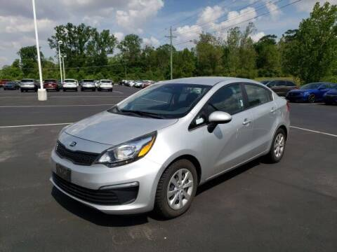 2017 Kia Rio for sale at White's Honda Toyota of Lima in Lima OH