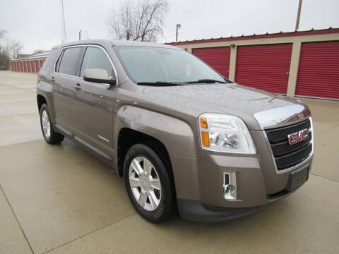 2012 GMC Terrain for sale at Perfection Auto Detailing & Wheels in Bloomington IL
