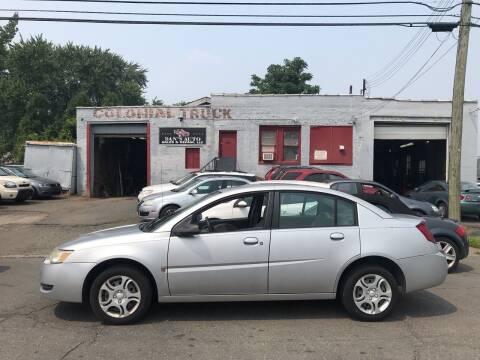 2005 Saturn Ion for sale at Dan's Auto Sales and Repair LLC in East Hartford CT
