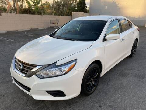 2016 Nissan Altima for sale at Hunter's Auto Inc in North Hollywood CA