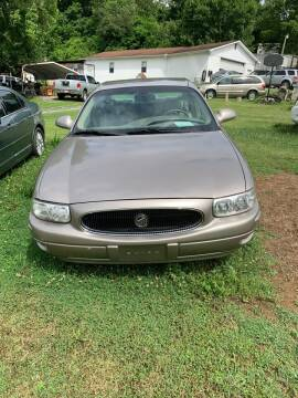 2004 Buick LeSabre for sale at WARREN'S AUTO SALES in Maryville TN