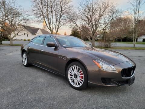 2014 Maserati Quattroporte for sale at iDrive in New Bedford MA