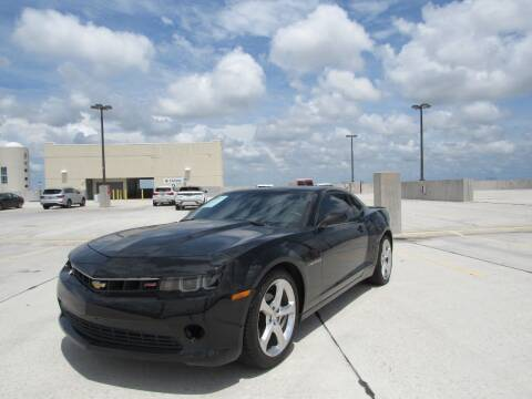 2015 Chevrolet Camaro for sale at United Auto Center in Davie FL