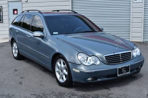 2004 Mercedes-Benz C-Class for sale at Mix Autos in Orlando FL