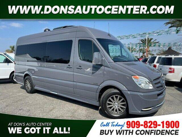 2011 Mercedes-Benz Sprinter Passenger for sale at Dons Auto Center in Fontana CA