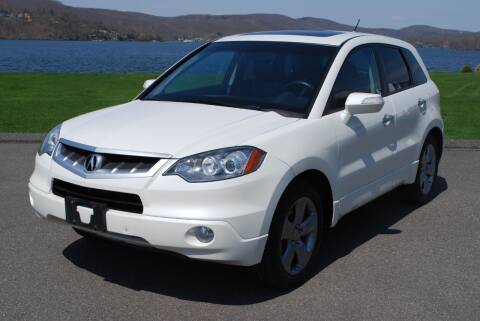 2007 Acura RDX for sale at New Milford Motors in New Milford CT