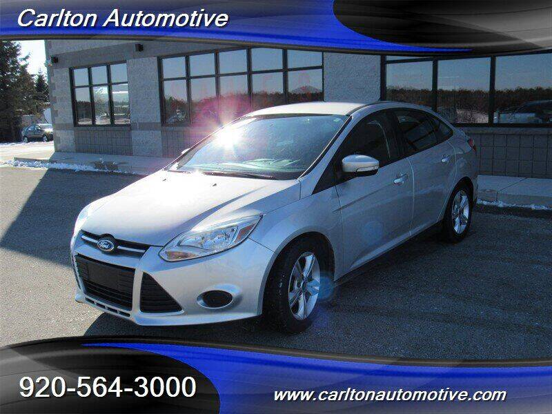 2014 Ford Focus for sale at Carlton Automotive Inc in Oostburg WI