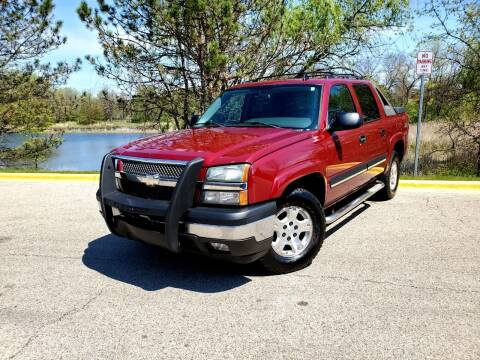 2006 Chevrolet Avalanche for sale at Excalibur Auto Sales in Palatine IL
