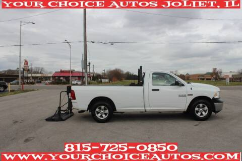 2015 RAM Ram Pickup 1500 for sale at Your Choice Autos - Joliet in Joliet IL