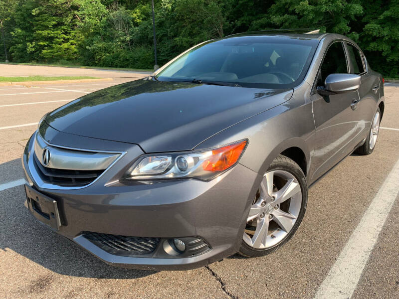 2013 Acura ILX for sale at Lifetime Automotive LLC in Middletown OH