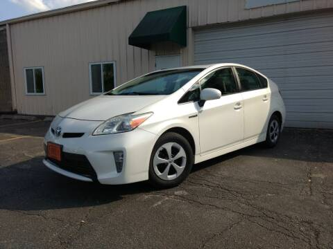 2012 Toyota Prius for sale at Great Lakes AutoSports in Villa Park IL