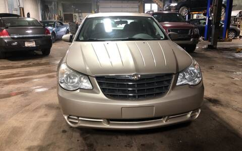 2007 Chrysler Sebring for sale at Six Brothers Auto Sales in Youngstown OH