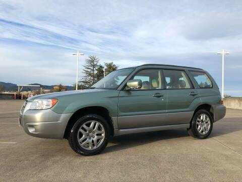 2007 Subaru Forester for sale at Rave Auto Sales in Corvallis OR