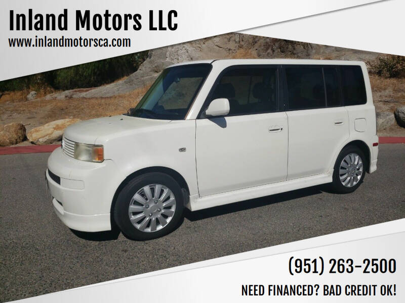 2005 Scion xB for sale at Inland Motors LLC in Riverside CA