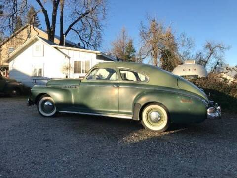 1941 Buick Century for sale at Classic Car Deals in Cadillac MI