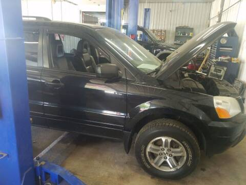 2003 Honda Pilot for sale at Craig Auto Sales in Omro WI