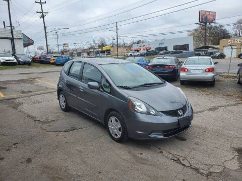 2013 Honda Fit for sale at Green Ride Inc in Nashville TN