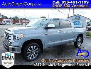 2019 Toyota Tundra for sale at Auto Direct Trucks.com in Edgewater Park NJ